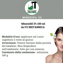 Minoxidil 3% 100 ml